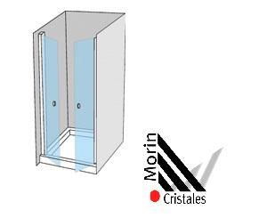 Box Frontal 2 Hojas Rebatibles